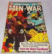 DC Silver Comic Men of War no 117 Johnny Cloud Navajo Ace 1966 VG/FN - $9.95
