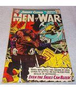 DC Silver Comic Men of War no 117 Johnny Cloud Navajo Ace 1966 VG/FN - $9.95