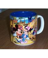 Disney Mickey & Minnie Mouse & Friends at MGM Studios Ceramic Coffee Mug... - $6.49