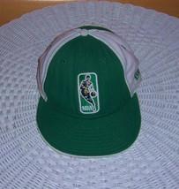 NBA Boston Celtics Green & White Embroidered Logo New Era 7-1/8 Cap - ₹711.48 INR