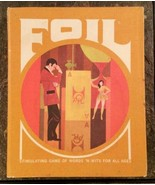 Foil [Card Game]; Stimulating Game Of Words 'n Wits For All Ages - Vinta... - $7.09