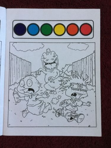 Nickelodeon Rugrats Paint With Water and 50 similar items