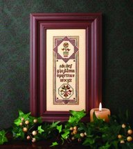 Tudor Silken Sampler Teenie Tweenie cross stitch chart Sweetheart Tree - $9.90