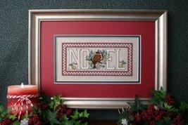 Noel Partridge Teenie Kit cross stitch kit Swee... - $24.30