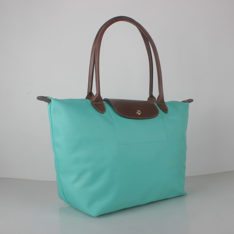6166d472bb41 1899 1. 1899 1. Longchamp Le Pliage Large Nylon Tote Bag Lagoon 1899089279  Authentic  Longchamp Le Pliage Large ...