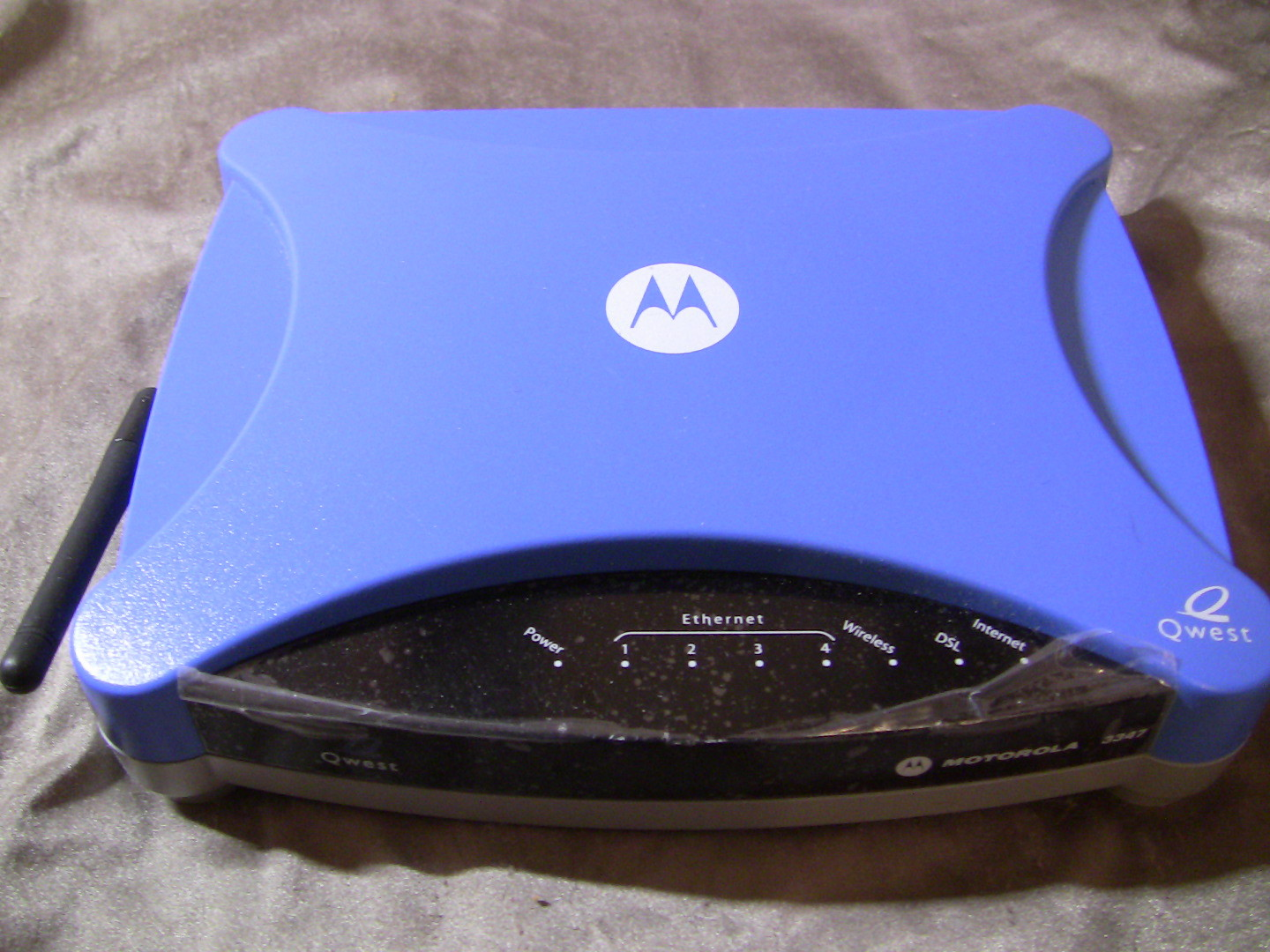 Primary image for Motorola 3347 Wireless Router 0XE4 - No Power Cord