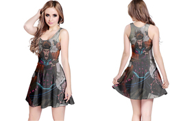 Casual Gambit The X-Men Reversible Dress - $21.99+