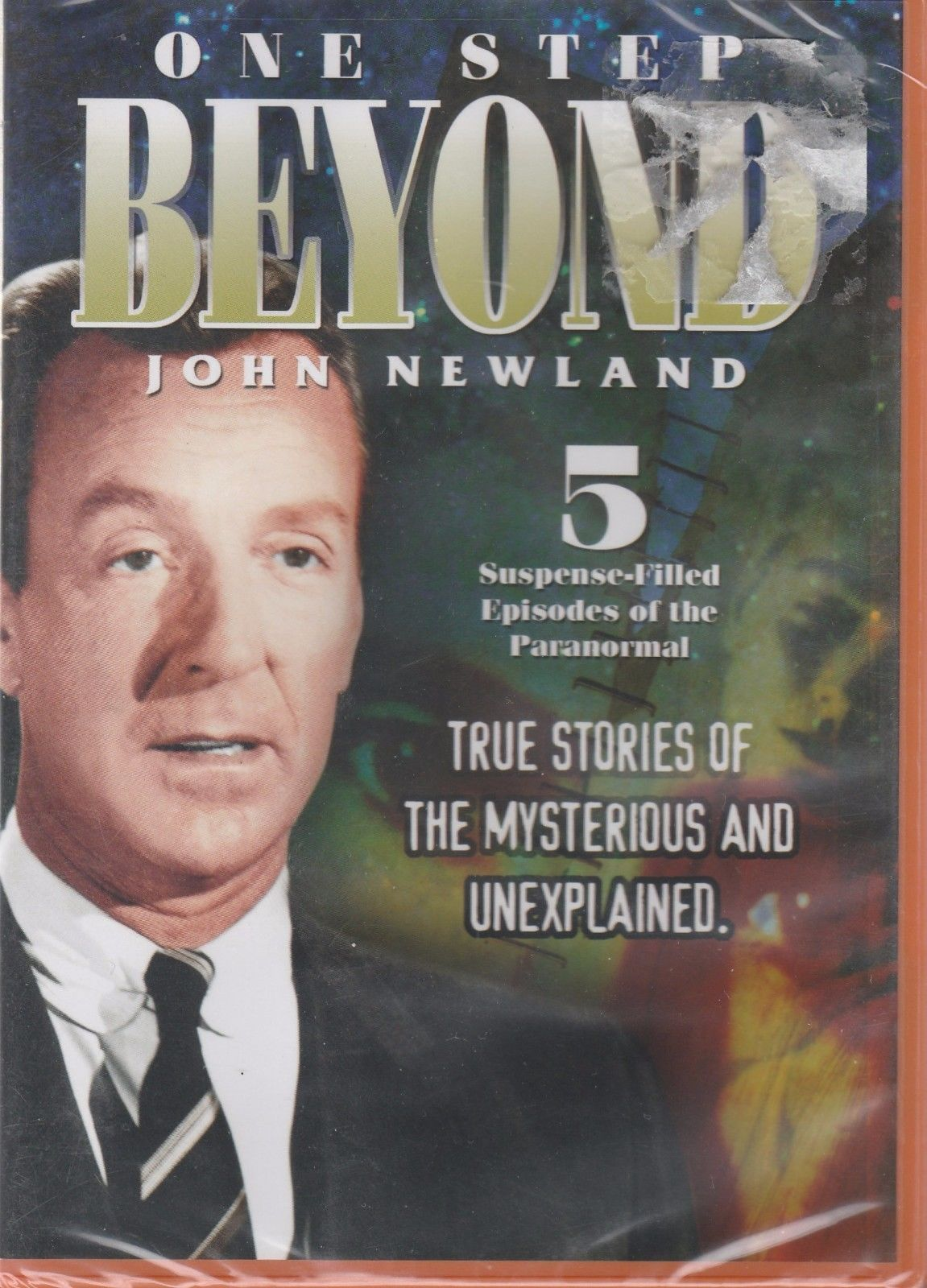 Primary image for One Step Beyond: Vol. 1 - 5 Episodes (DVD, 2008) NEW