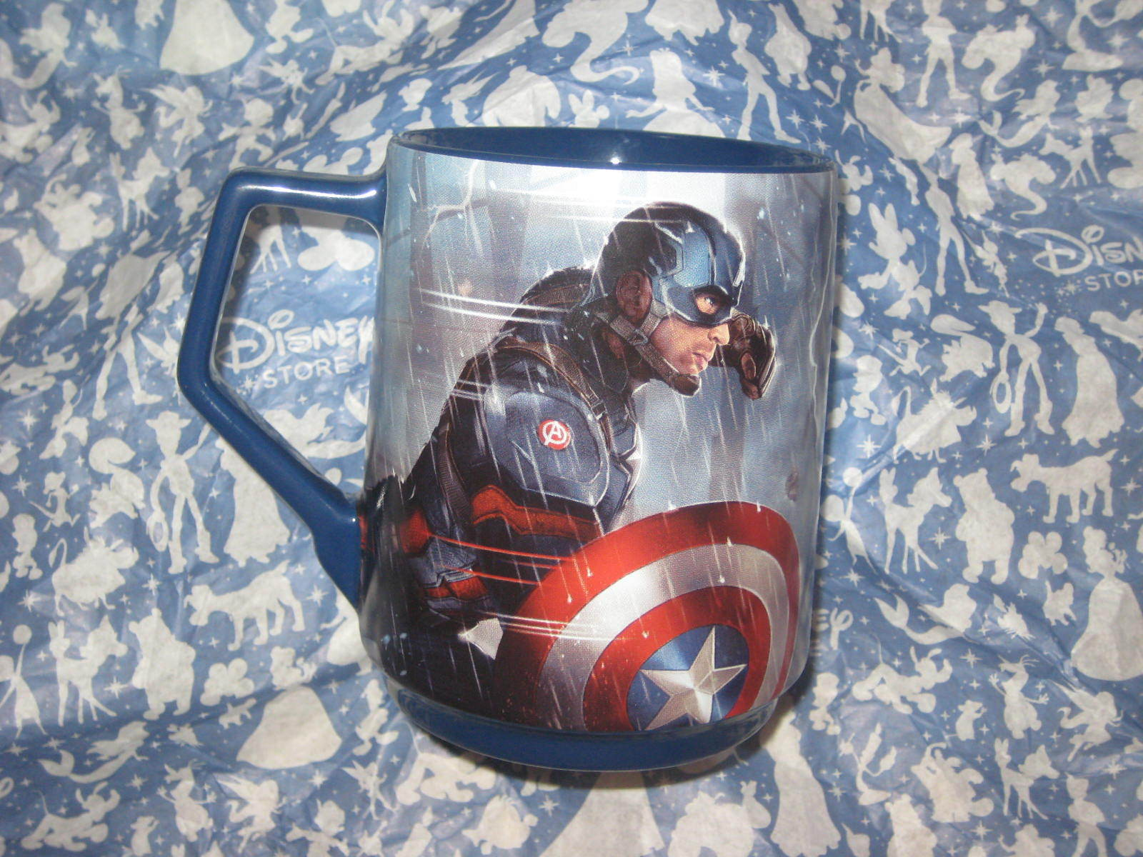 Marvel 50 And Disney Store AmericaIron Similar Items Captain 8n0OPkw