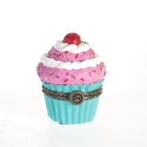 "Boyds Treasure Box ""Nana Betty's Cupcake w/Sweetie McBibble"" #4017969-1E-  NIB - $22.99"