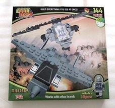 Best Lock Military KG15725 - 144 Piece Set Includes 3 Figures - $19.99