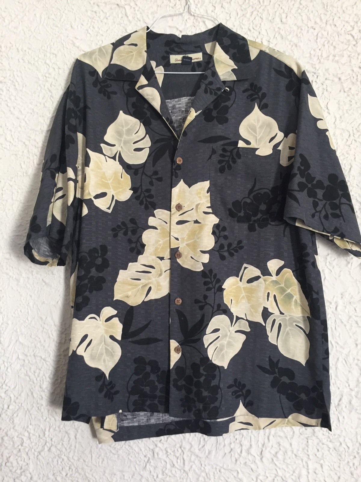 ede1bb0c8 Tommy Bahama Hawaiian Christmas Shirt | Top Mode Depot