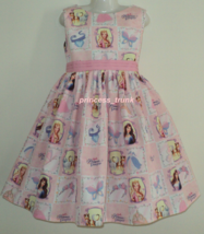NEW Handmade Barbie Princess And The Pauper Anneliese Patchworks Dress Custom Sz - $59.98