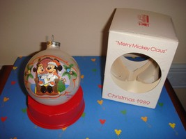 Schmid 1989 Walt Disney Christmas Ornament 16th In Series - $15.49