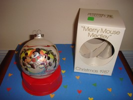 Schmid 1987 Walt Disney Christmas Ornament 14th In Series - $14.49