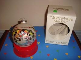 Schmid 1987 Walt Disney Christmas Ornament 14th In Series - $14.49
