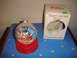 Schmid 1988 Walt Disney Christmas Ornament 15th In Series - $15.49