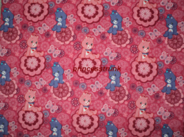 NEW Handmade Care Bears Pink Dress Sz 12M-14Yrs - $54.98