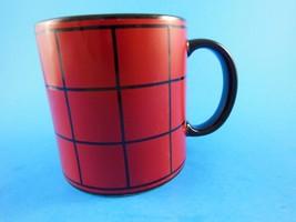 Department 56 Dakota Red and Black Mug Cup - $6.92