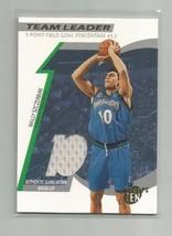 Wally Szczerbiak (Minnesota) 2002-03 Topps Ten Nba ALL-STAR Rookie Game Used - $4.99