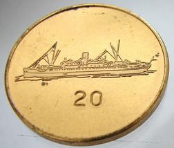 Alaska Kodiak Token United States The Beachcombers One Drink Jetton Token Medal - $9.99