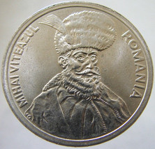 1994 ROMANIA 100 LEI Prince Michael the Brave High Grade Coin for Jewelr... - $4.99