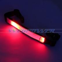 Red Blinking LED Light Reflective White ARM / LEG BAND  Running Jogging Walking - $5.37