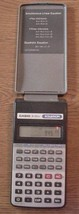 CASIO Vintage fx-95us Equation Calculator working FREE SHIP - $15.95