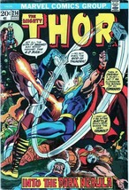 The Mighty THOR #214 Bronze Age Collectible Comic Book Marvel Comics! - $15.99