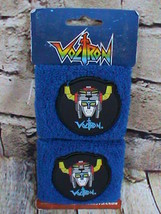 Voltron Terry Wristbands Sweat Bands - $10.88