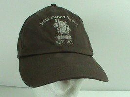 Walt Disney World Adjustable Brown Hat - $14.84