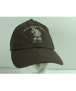 Walt Disney World Adjustable Brown Hat - $14.84