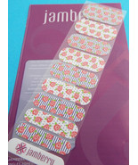 Jamberry English Garden Nail Wrap ( Half Sheet ... - $8.15