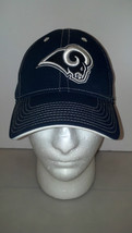 St. Louis Rams Fitted Hat Reebok NFL Size S/M - €8,79 EUR