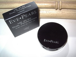 Eve Pearl HD 40:60 Dual Foundation in LIGHT ~ New in box w instructions - $38.99