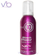 IT'S A 10 (Miracle, Whipped, Styling Balm, 5oz, Lightweight, Mousse, Foam) - $24.60