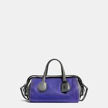 Coach Badlands Black Copper/Purple Heather Grey... - $1,050.99