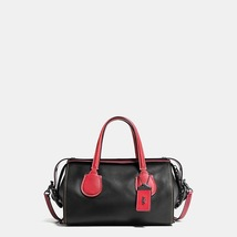 Coach Badlands Black Copper/Black 1941 Red Colo... - $1,050.99