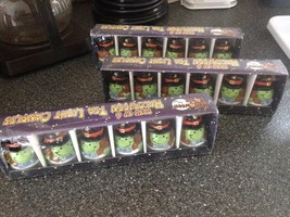 Set of 18 Halloween Good Witch Witches Tea Light Candles New In Package ... - $14.84