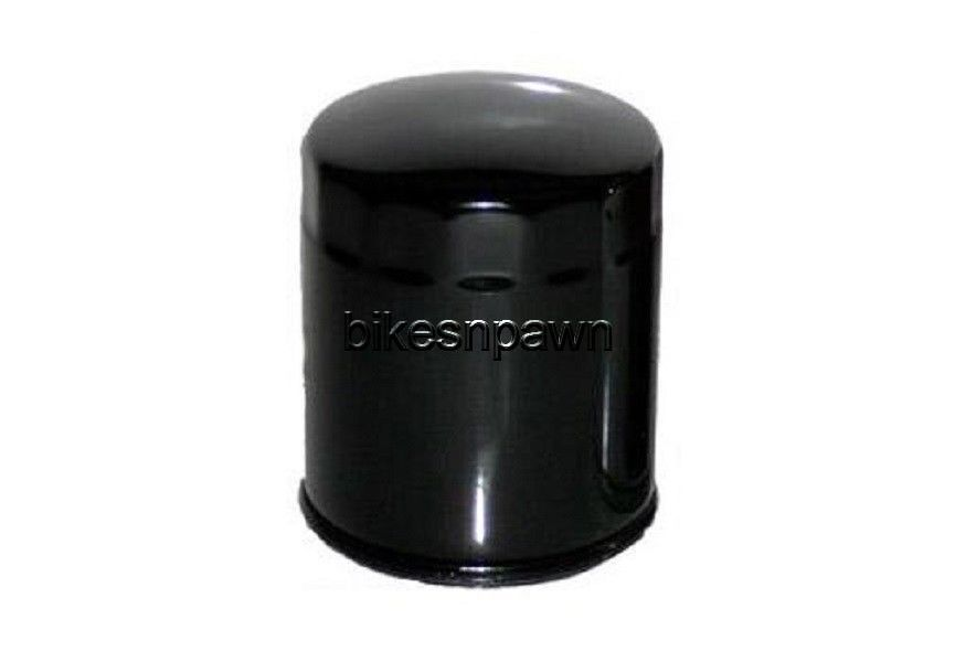 New HiFloFiltro HF-170B Black Oil Filter for Evo & Sportster Harley