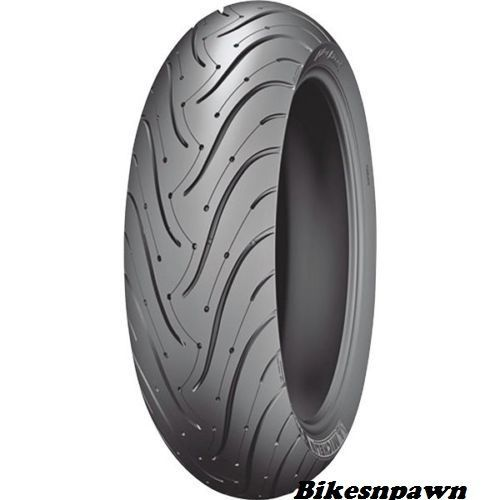 New Michelin Pilot Road 3 190/50ZR17  Rear Motorcycle Tire  46235  73W