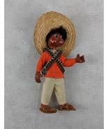 "Mexican Subbarao Bullets 12"" Tall Doll - $42.07"