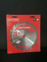 CRAFTSMAN Carbide Circular Saw Blade 6 1/2 Inch 18T Framing CMAS265018 - $16.82