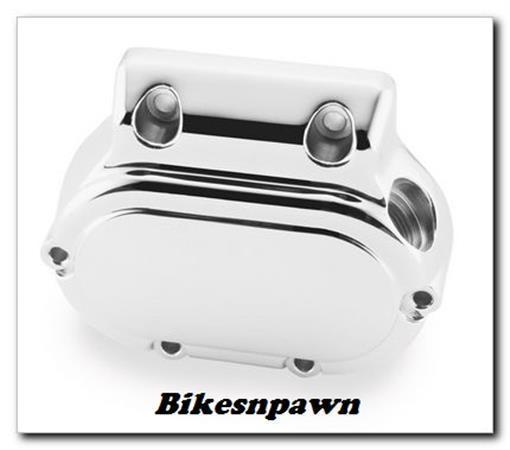 New Twin Power Transmission Side Cover 00-06 Softail; 99-06 FLT Harley 490567