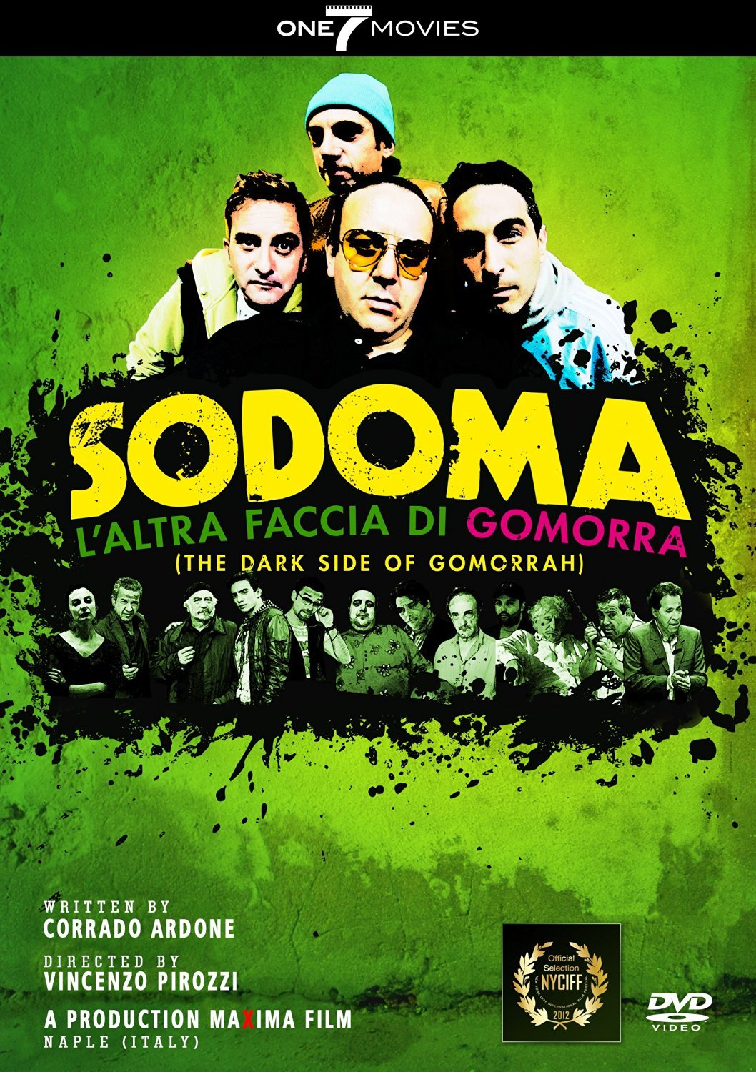 Sodoma... The Dark Side Of Gomorrah (DVD, 2012)