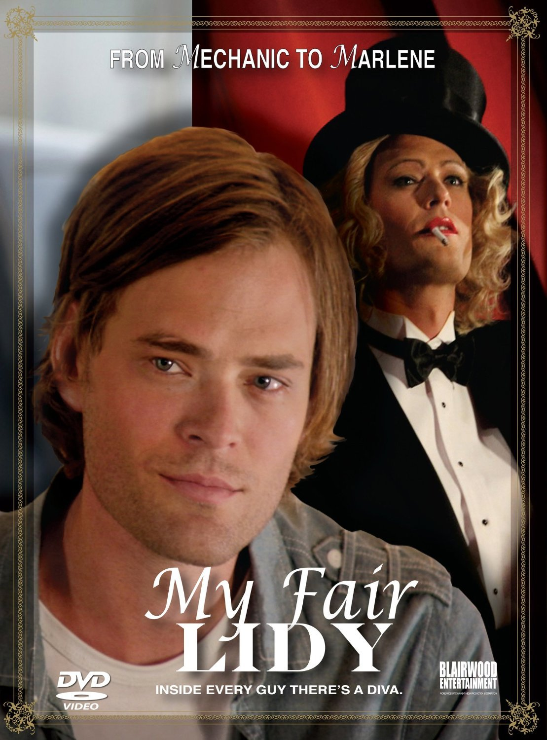 My Fair Lidy (DVD, 2014)
