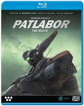 Patlabor 1 - The Movie (Blu-ray Disc, 2015)
