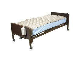 Hospital Therapeutic Pressure Pump & Pad Overlay Mattress Pad Senior Car... - $115.00