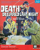 Death Occurred Last Night [Blu-ray]