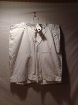 Men's White Polo Ralph Lauren Shorts Good Condition Size 36